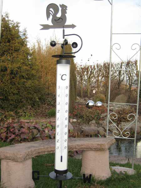 Design-Gartenthermometer 'Bremen' (Art.Nr. 122035)