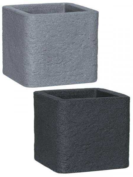 Pflanzkübel Kubus Stone