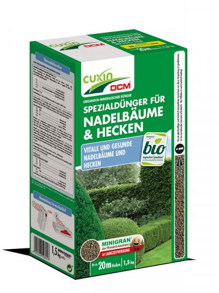 Cuxin Dünger für Nadelbäume und Hecken