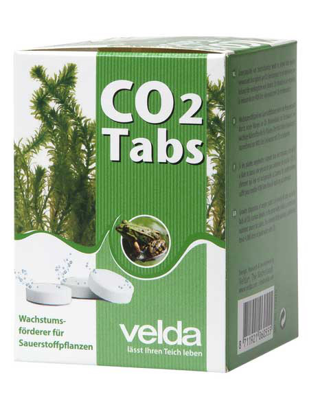 CO² Tabs von Velda (Art.Nr. Vel122475)