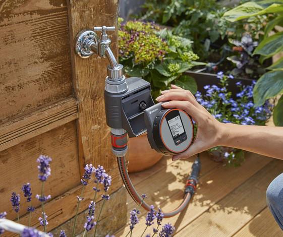 GARDENA Bewässerungssteuerung Flex (Art.Nr. H75050)