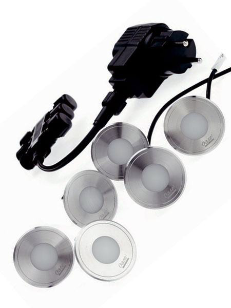 LunAqua Terra LED Set 6 von OASE (Art.Nr.50729)