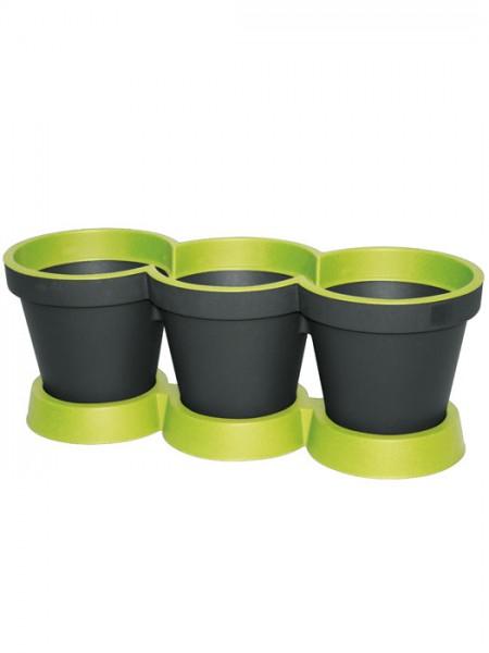 Kräutertopf E&K mintgrün