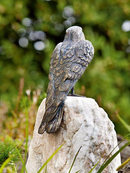 Bronzefigur Turmfalke (Art.Nr. 88462)