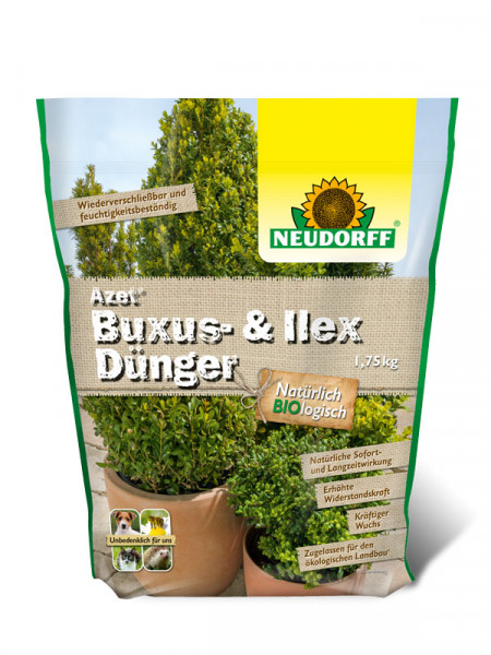 Azet® Buxus- & IlexDünger