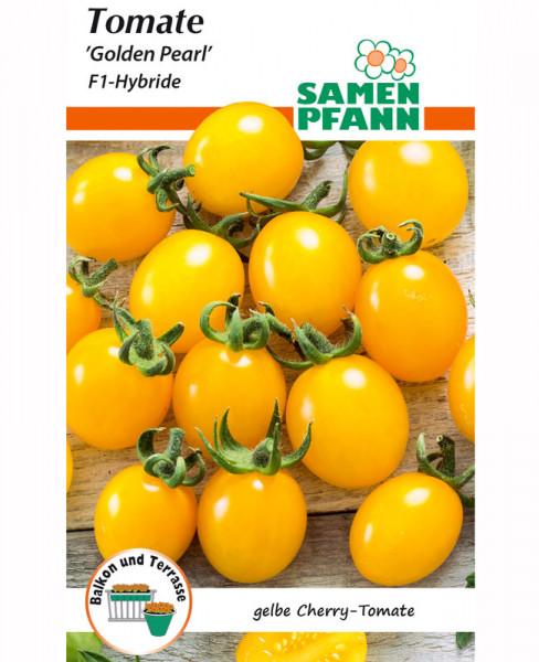 Tomate 'Golden Pearl' - F1-Hybride (Art.Nr. G884)