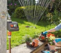 Garten-bewaesserung