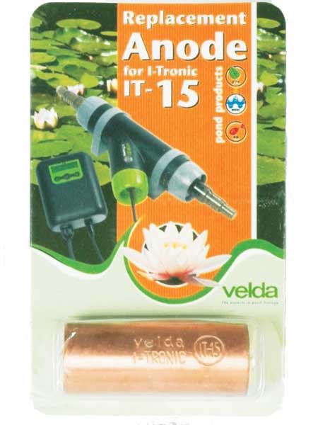 Anode für I-Tronic IT / T-Flow-15 von Velda (Art.Nr.Vel126690)
