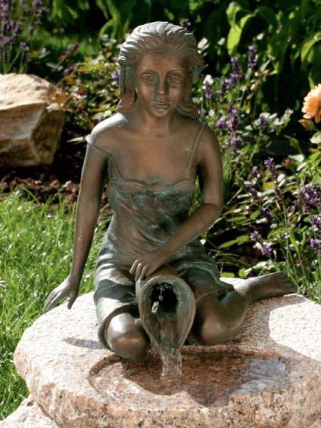 Bronzefigur Elonie klein (Art.Nr. 88721)