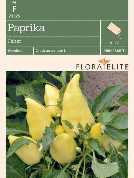 Paprika 'Feher' (Art.Nr. 21325)
