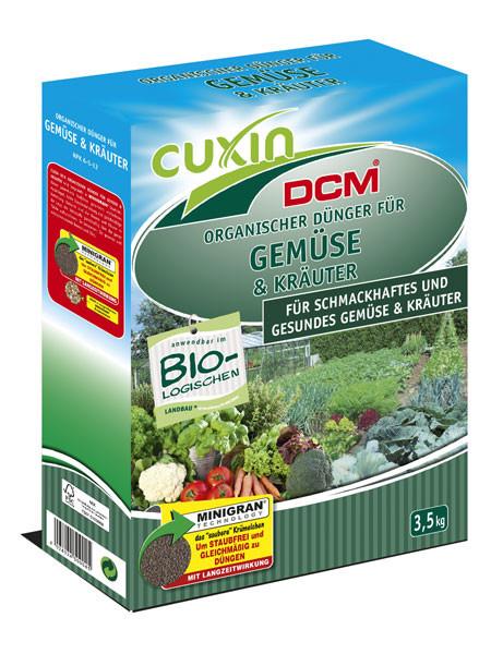 Cuxin Gemüsedünger