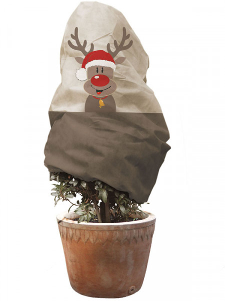 Winterschutz Rentier Rudolph