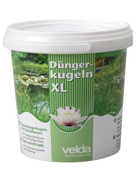 Superdüngerkugeln XL von Velda (Art.Nr. Vel122256)