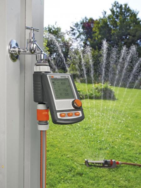 GARDENA Bewässerungscomputer MasterControl im Einsatz