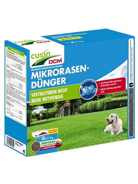Cuxin Mikrorasen-Dünger