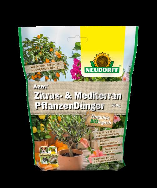 Azet® Zitrus- & MediterranPflanzenDünger