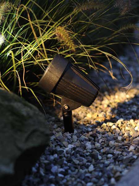 Garten-Spotstrahler 'Corvus LED' von Garden-Lights (Art.Nr. 3154011)