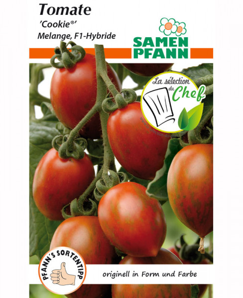 Tomate 'Cookie®' - F1-Hybride (Art.Nr. G861)