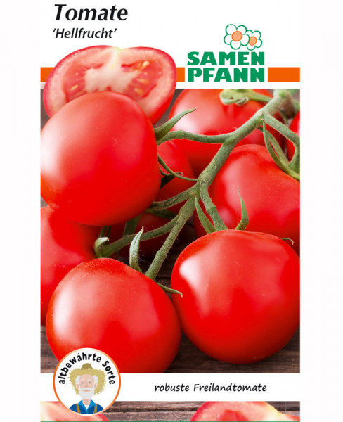 Tomate 'Hellfrucht' (Art.Nr. G873)