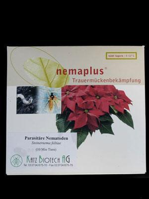 Trauermücken-Nematode (Art.Nr. KB4136)