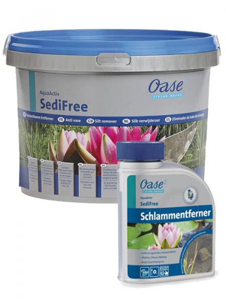 AquaActiv SediFree Schlammentferner