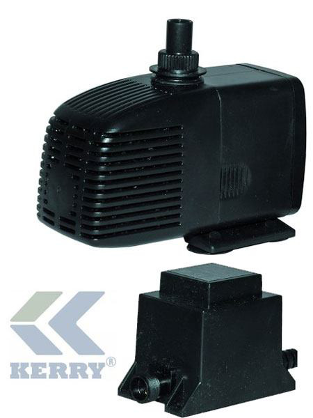 Teich- und Filterpumpe Kerry 1000l (Art.Nr. AGkep1000l)