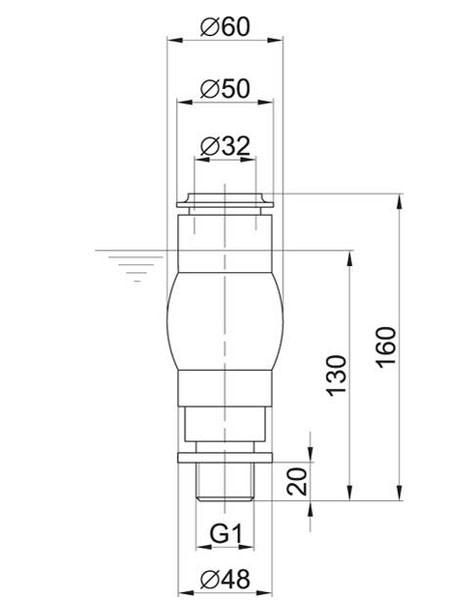 Schaumsprudler 35-10 E von OASE (Art.Nr. 50984)