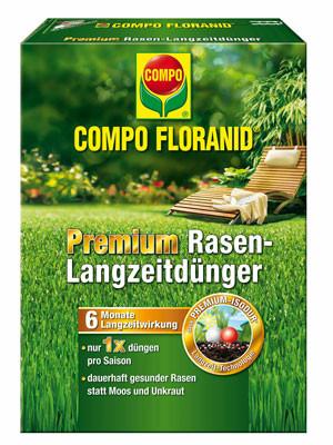 Floranid® Premium Rasen-Langzeitdünger