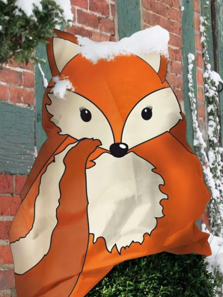 Vlieshaube Fuchs Freddy