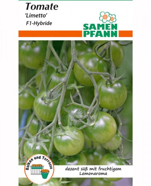 Tomate 'Limetto' - F1-Hybride (Art.Nr. G882)