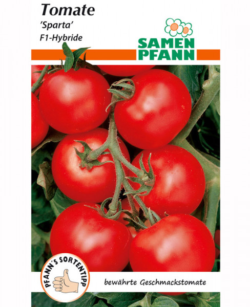 Tomate 'Sparta' - F1-Hybride (Art.Nr. G874)