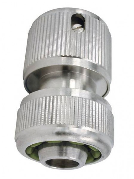 Steckkupplung mit Schlauchanschluss