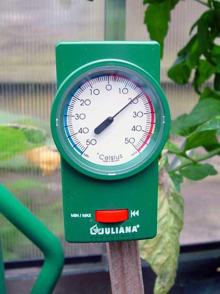 Min-Max Thermometer (Art.Nr. J04354)