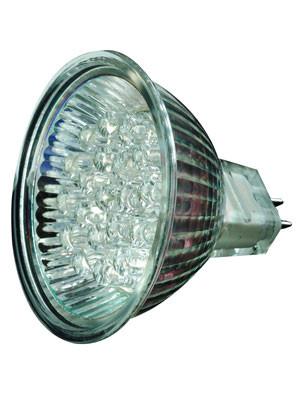 LED-Einheit MR16 GU5.3 mit 20 Einzel-LEDs(Art.Nr. 6061101)