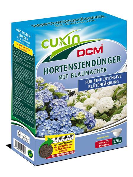 Cuxin Hortensiendünger mit Blaumacher