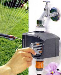 Bewässerungsuhren