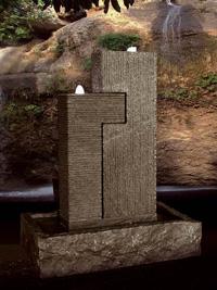 Granitbrunnen
